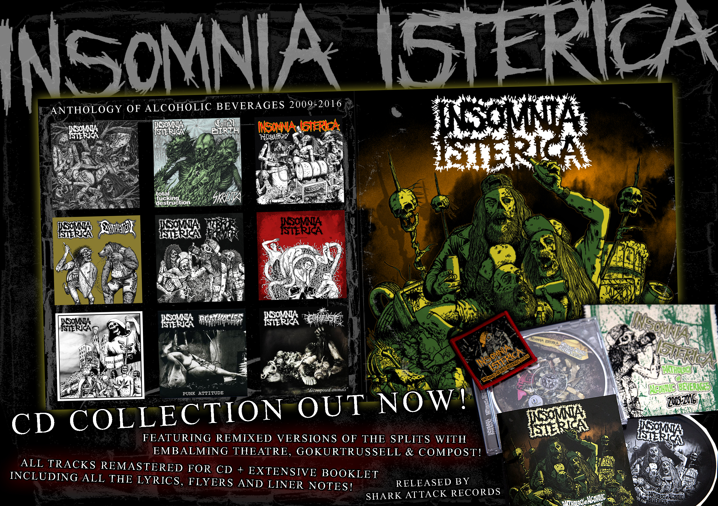 Collection CD outnow